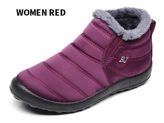 Merkmak Nova Moda Homens Sapatos De Inverno Cor Sólida Botas