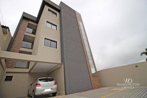 Imagem 1 de 16 de Apartamento Garden À Venda, 36 M² Por R$ 149.000,00 - São Domingos - São José Dos Pinhais/pr - Gd0072