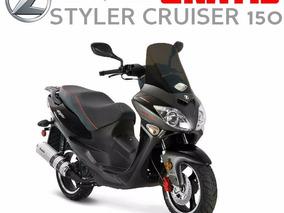 Scooter Zanella Styler Cruiser 150 0km 2018