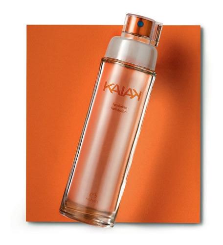 Perfume Femenino Natura Kaiak Clasico 100ml