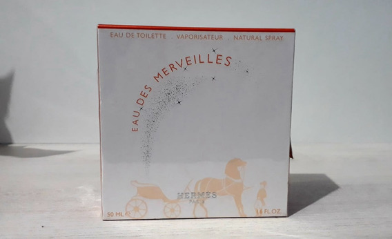 Perfume Eau De Merveilles Edt 50ml Original! Lacrado!