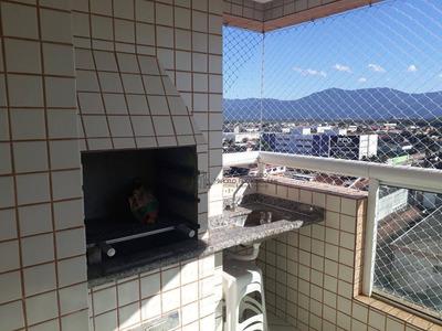 Apartamento Com 1 Dormitório Para Alugar, 48 M² Por R$ 1.150/mês - Aviação - Praia Grande/sp - Ap0164