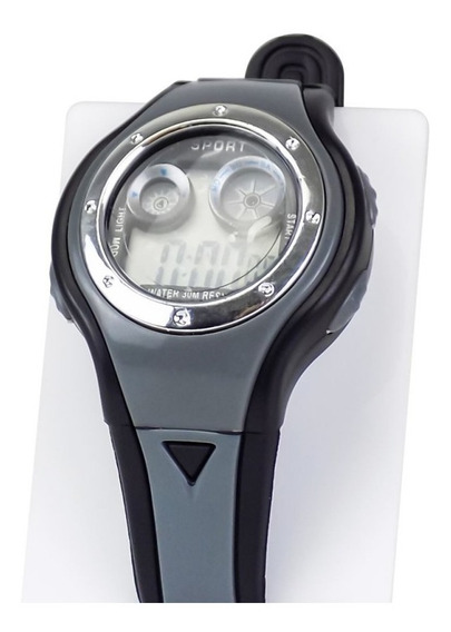 Relógio Digital Infantil Adulto Esportivo Prova D