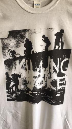 Imagen 1 de 3 de Killing Joke - Metal / Rock - Polera- Cyco Records