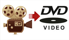 Video A Dvd,vhs,diapositivas,discos,cassettes,proyector,etc.
