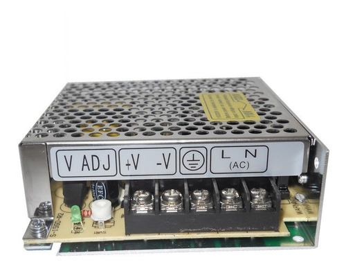 Imagen 1 de 5 de Fuente Switching Metalica 12v 2a Gralf Calidad Premium