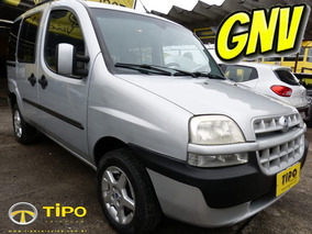 Fiat Doblo Elx 1.8 8v 7l (gnv) 2007