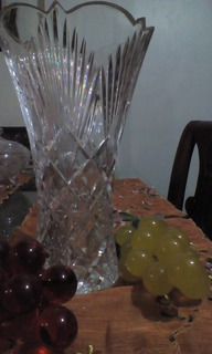 Florero Cristal Bohemia