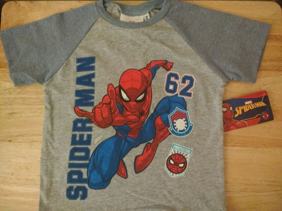 Playera Spiderman Niño