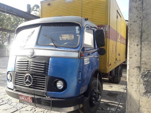 Mercedes Benz Lp321