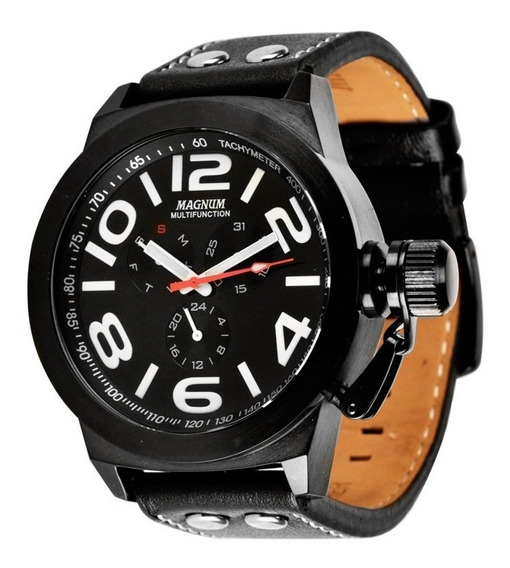 Anterior Relógio Magnum Masculino Multifunction - Ma31560p