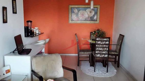 Apartamento Com 3 Quartos À Venda, 70 M² Por R$ 358.000 - Alcântara - São Gonçalo/rj - Ap0041