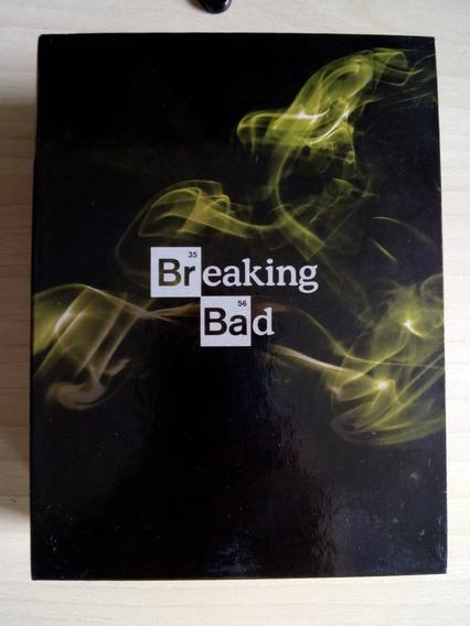 Box Breaking Bad Coleção Completa - Blu Ray