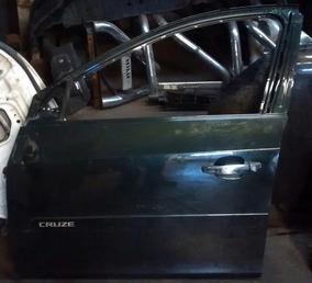 Porta Dianteira Original Gm Chevrolet Cruze 2013 À 2015.