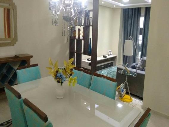 Lindo Apartamento Terra Di Monterosso Urvanova Em Sjcampos-sp - Apv146 - 4461524