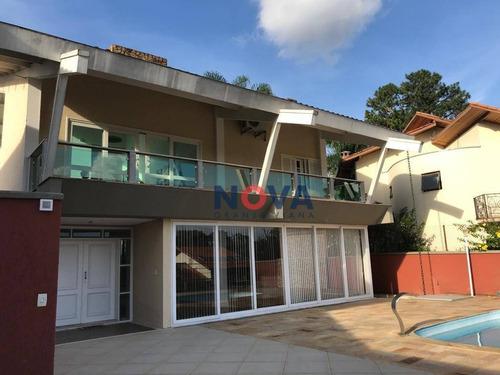 Imagem 1 de 30 de Casa Com 3 Dormitórios À Venda, 420 M² Por R$ 1.765.000,00 - Nova Higienópolis - Jandira/sp - Ca2021