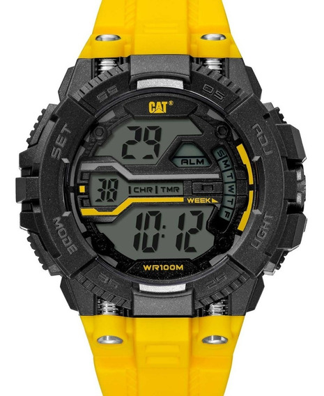 Reloj Hombre Cat 2019 Digital Oa16727141 Cat Watches Oficial