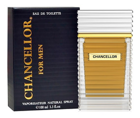 Perfume Masculino Chancellor For Men Paris Bleu 100 Ml Edt
