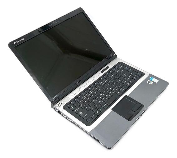 Notebook Promoção Gateway Core 2.0ghz Hd500 4gb Usado
