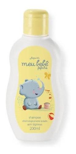Shampoo Meu Bebê 200ml - Jequiti