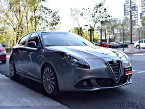 Alfa Romeo Giulietta Quadrifoglio 2015