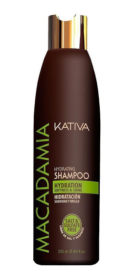Kativa Macadamia Hidratante Shampoo 250ml