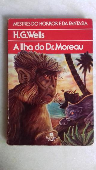 A Ilha Do Dr. Moreau - H G Wells - Frete R$ 11,00 (h)