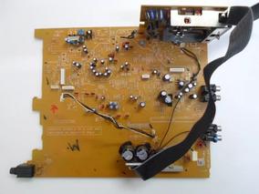Placa Principal Lateral Mini System Som Aiwa Xh-n6 Cx-an6lh
