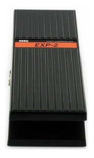 Korg Exp2 Pedal Controlador Volumen Y Expresion