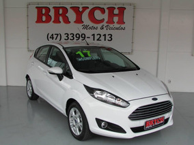 Ford New Fiesta Hatch 1.6 Sel 25.312km
