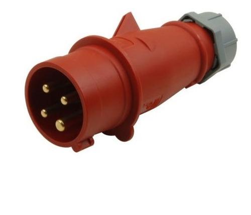 Plug Conector  De 32, 63 Y 125 Amperios