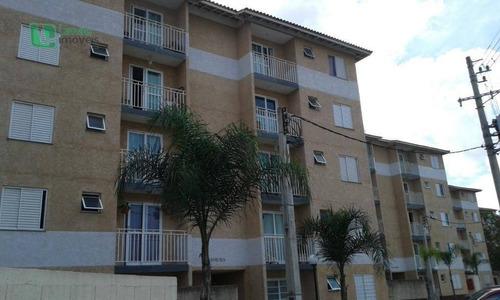 Apartamento Residencial À Venda, Vila Jaraguá, São Paulo. - Ap0415