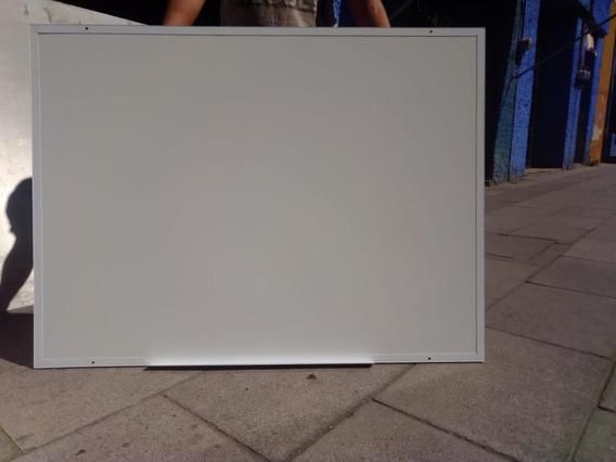 Pizarrón Blanco En Medidas De 60x120 Cms. Plumón Gratis