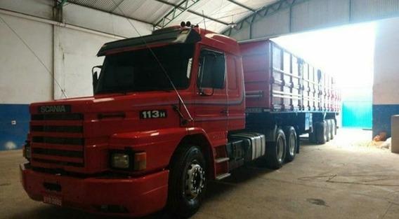 Scania 113/360 Ano 97