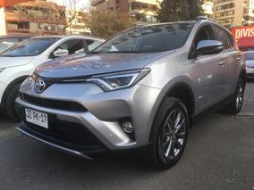 Toyota Rav4 2.5 Limited Auto 4wd 2018