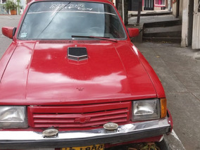 Chevrolet Chevette Versión Del 85 Color Rojo
