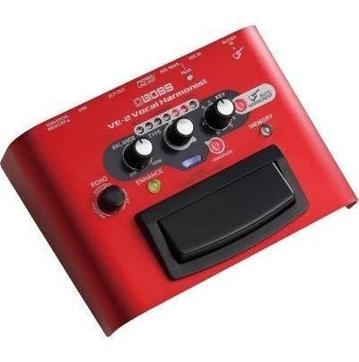 Processador Vocal Ve 2 Boos Com Fonte Original Na Caixa