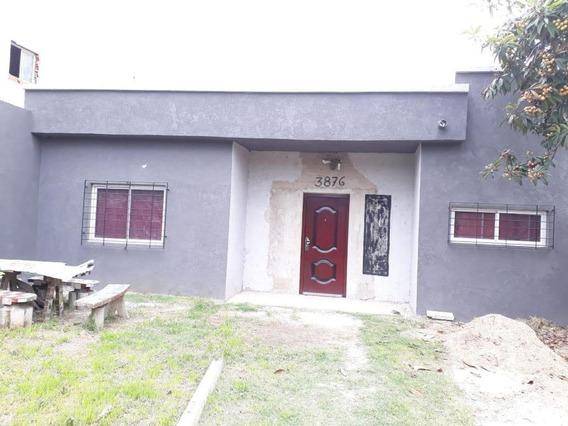 Ituzaingo - Venta - Casa 4 Ambientes Con Cochera