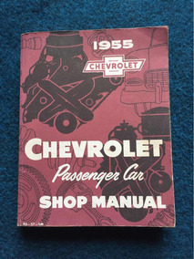 Manual Chevrolet Belair 1955 Original