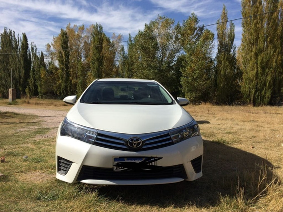 Vendo Toyota Corolla Xli 2017