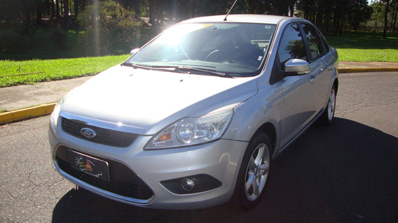 Ford Focus 2.0 Glx Sedan 16v Flex 4p Manual