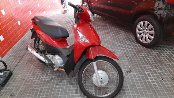 Biz 125 Ex Vermelha