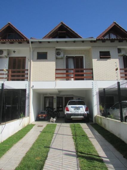 Casa Residencial Para Aluguel, 3 Quartos, Espirito Santo - Porto Alegre/rs - 3376