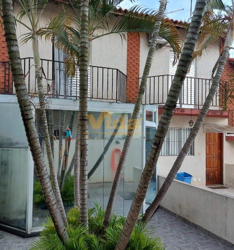 Casa Sobrado Em Vila Yolanda  -  Osasco - 44455