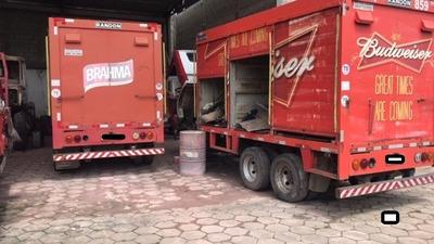 Bau Bebidas Randon 4.30 X 2.20 Bahia 10 Unidades Escolher