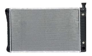 Radiador Chevrolet C2500 1988 - 1995 5.7l Rasa T/a;t/m