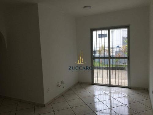 Apartamento Com 2 Dormitórios À Venda, 68 M² Por R$ 250.000,00 - Jardim Barbosa - Guarulhos/sp - Ap14852