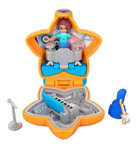 Imagen 1 de 7 de Polly Pocket Mini Mundo Mattel