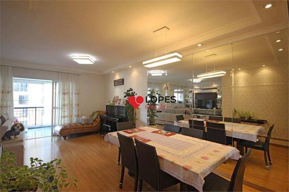 Apartamento Com 3 Dormitórios À Venda, 139 M² Por R$ - Bela Vista - São Paulo/sp - Ap2157