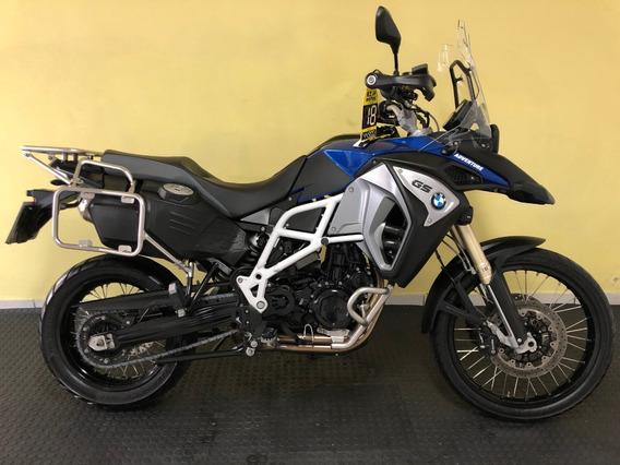Bmw F800 Gs Adventure Azul (2018/2018) Completa